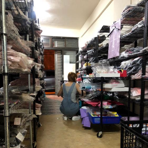 衣服銷售人員(500元時薪急徵)